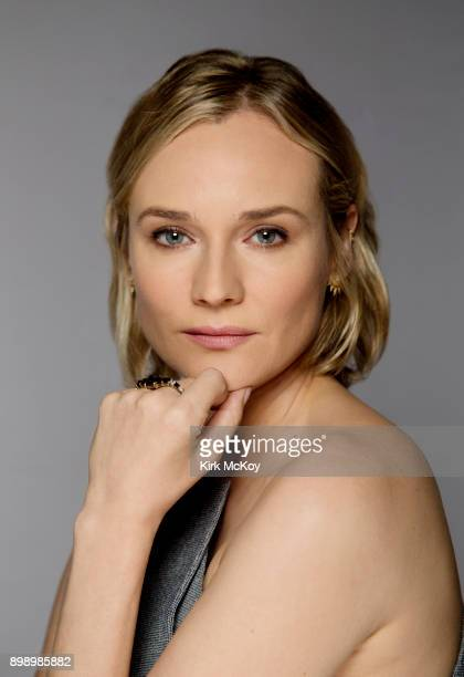 Actress Diane Kruger is photographed for Los Angeles Times on November 11 2017 in Los Angeles California PUBLISHED IMAGE CREDIT MUST READ Kirk...