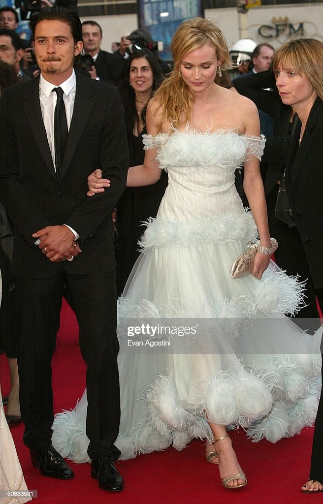 "57th Cannes International Film Festival: ""Troy"" - World Premiere : News Photo"