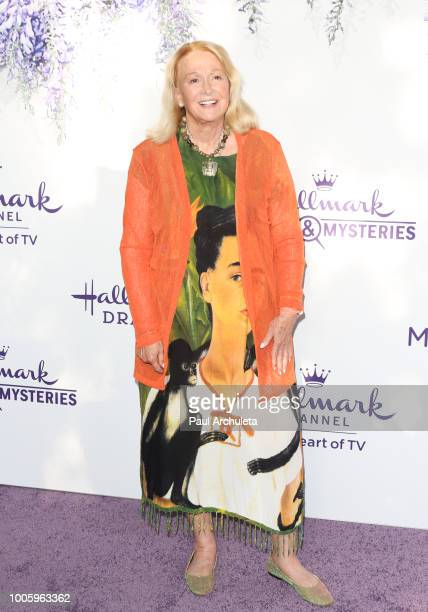 Actress Diane Ladd attends the 2018 Hallmark Channel Summer TCA at Private Residence on July 26 2018 in Beverly Hills California