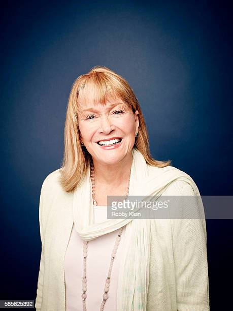 Actress Diane Ladd is photographed at the Hallmark Channel Summer 2016 TCA's on July 27 2016 in Los Angeles California