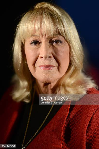 Actress Diane Ladd is photographed for Los Angeles Times on December 13 2015 in New York City