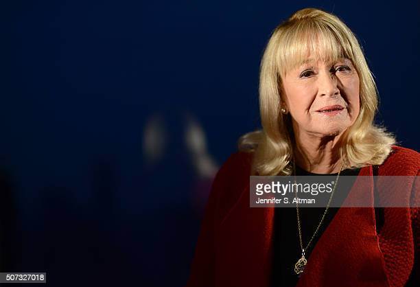 Actress Diane Ladd is photographed for Los Angeles Times on December 13 2015 in New York City PUBLISHED IMAGE