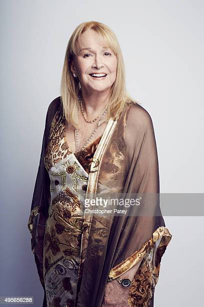 Actress Diane Ladd poses for a portrait during the 29th American Cinematheque Award honoring Reese Witherspoon at the Hyatt Regency Century Plaza on...