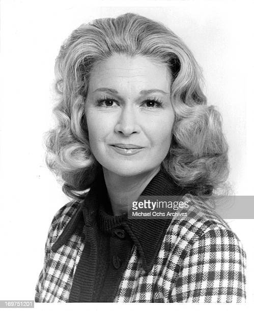 Actress Diane Ladd poses for a portrait in circa 1975