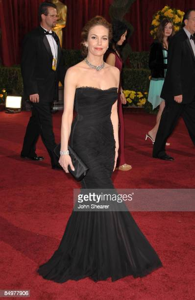 Actress Diane Lane arrives at the 81st Annual Academy Awards held at The Kodak Theatre on February 22 2009 in Hollywood California