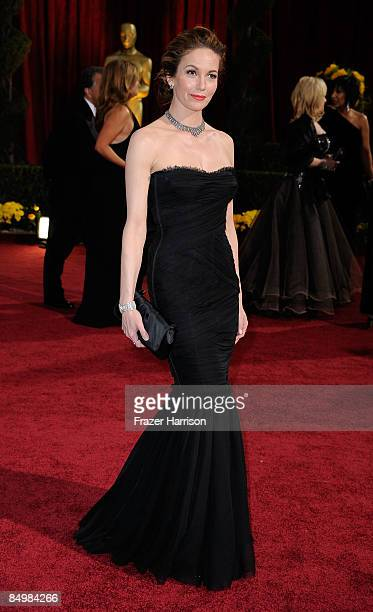 Actress Diane Lane arrives at the 81st Annual Academy Awards held at Kodak Theatre on February 22 2009 in Los Angeles California
