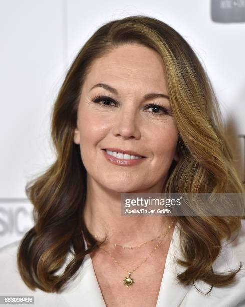 Actress Diane Lane arrives at the Los Angeles premiere of Sony Pictures Classics' 'Paris Can Wait' at Pacific Design Center on May 11, 2017 in West...