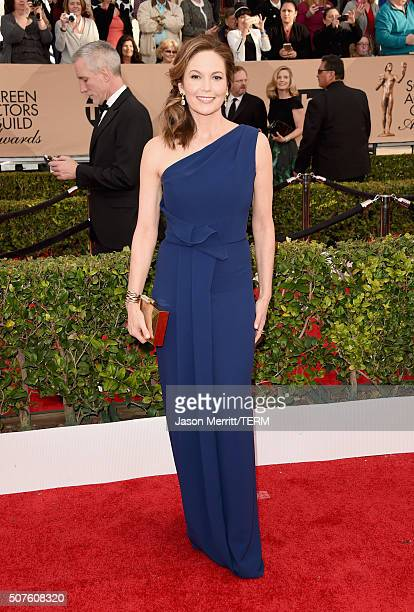 Actress Diane Lane attends The 22nd Annual Screen Actors Guild Awards at The Shrine Auditorium on January 30 2016 in Los Angeles California 25650_015