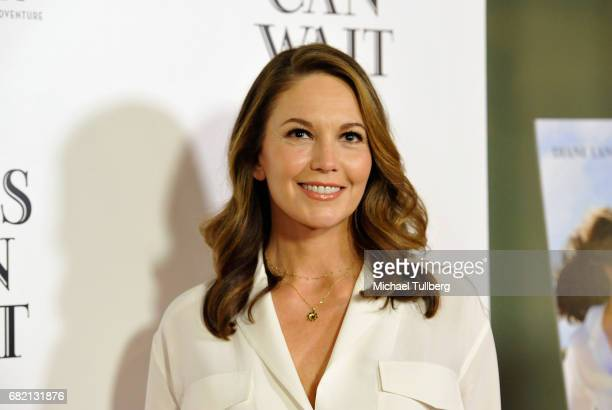 """Actress Diane Lane attends the Los Angeles premiere of Sony Pictures Classics' """"Paris Can Wait"""" at Pacific Design Center on May 11, 2017 in West..."""