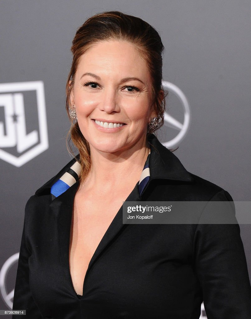 Actress Diane Lane attends the Los Angeles Premiere of Warner Bros. Pictures' 'Justice League' at Dolby Theatre on November 13, 2017 in Hollywood, California.