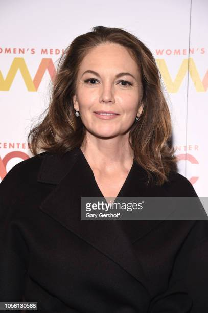 Actress Diane Lane attends the Woman's Media Center 2018 Women's Media Awards at Capitale on November 1, 2018 in New York City.