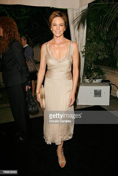 BEVERLY HILLS CA OCTOBER 15 Actress Diane Lane inside ELLE Magazine's 14th Annual Women In Hollywood at the four seasons hotel on October 15 2007 in...
