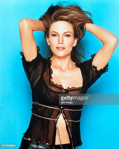 Actress Diane Lane is photographed for Esquire Magazine in 2000