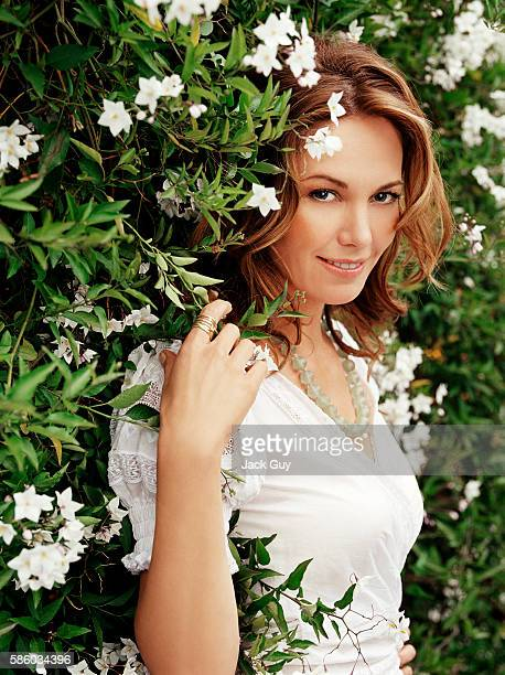 Actress Diane Lane is photographed for Los Angeles Confidential in 2005 in Los Angeles California COVER IMAGE
