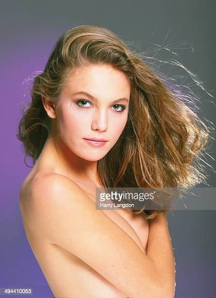 Actress Diane Lane poses for a portrait in 1989 in Los Angeles California