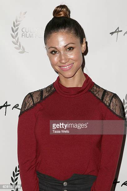 Actress Diane MarshallGreen attends the US premiere of the feature film Polaris at ArcLight Cinemas on December 6 2016 in Culver City California