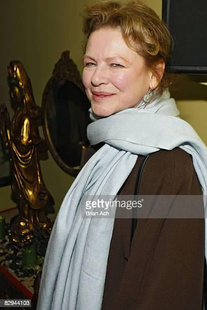 Actress Diane Wiest at The Seagull opening night after party at Pangea on March 13 in New York City