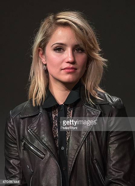 Actress Dianna Agron attends Apple Store Soho Presents Tribeca Film Festival Natalia Leite Alexandra Roxo Dianna Agron and Paz de la Huerta 'Bare' at...
