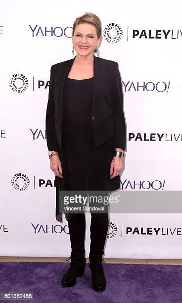 """Actress Dianne Wiest attends PaleyLive LA: An Evening With """"Life In Pieces"""" at The Paley Center for Media on December 14, 2015 in Beverly Hills,..."""