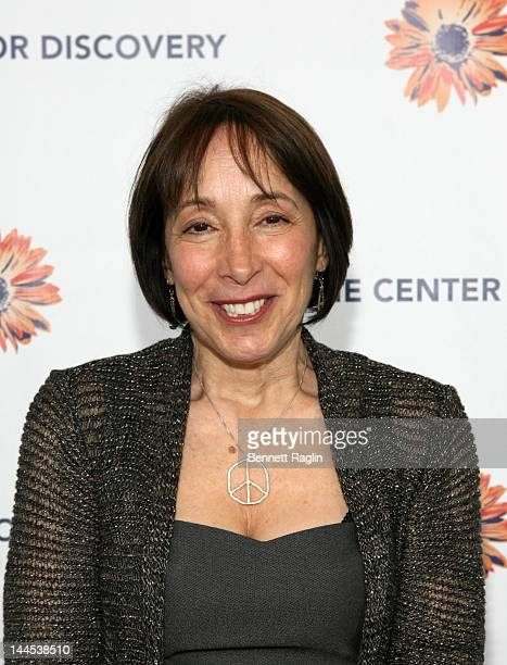 Actress Didi Conn attends the 'Evening Of Discovery' Gala at Pier Sixty at Chelsea Piers on May 15 2012 in New York City