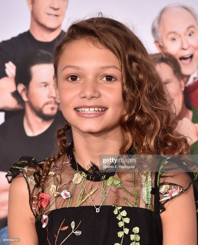 Actress Didi Costine attends the premiere of Paramount Pictures' 'Daddy's Home 2' at The Regency Village Theatre on November 5, 2017 in Westwood, California.