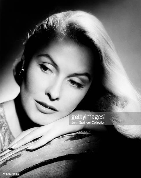 Actress Dina Merrill
