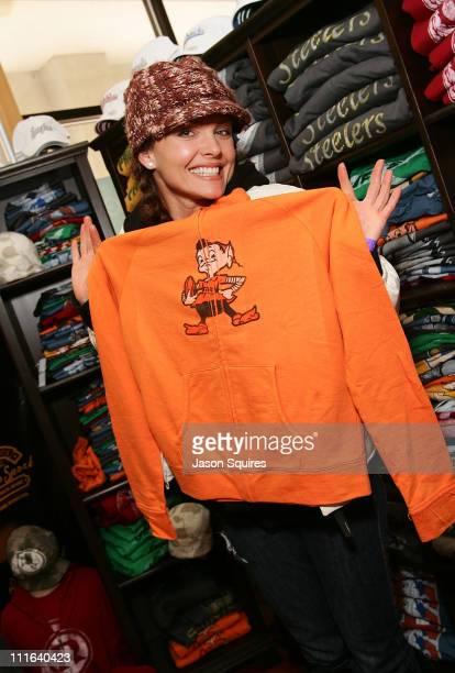 Actress Dina Meyer attends Reebok at Kari Feinstein Sundance Style Lounge on January 16 2009 in Park City Utah