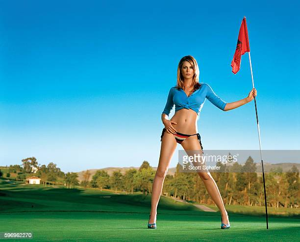 Actress Diora Baird is photographed for Maxim Magazine in 2006 in Los Angeles California PUBLISHED IMAGE