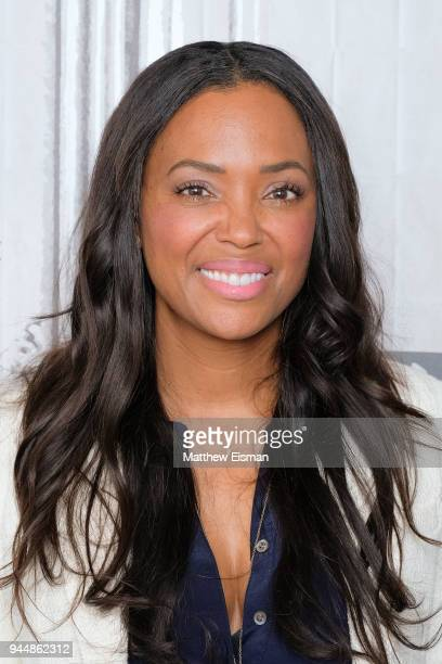 Actress/ Director Aisha Tyler visits BUILD Series to discuss her new film 'Axis' on April 11 2018 in New York City