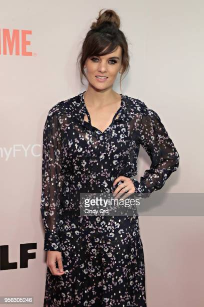Actress/ Director Frankie Shaw attends the Showtime Emmy FYC Screening Of SMILF at The Whitney Museum on May 8 2018 in New York City