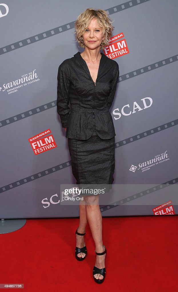 "SCAD Presents 18th Annual Savannah Film Festival - Meg Ryan Lifetime Award Presentation And ""Ithaca"" Screening"