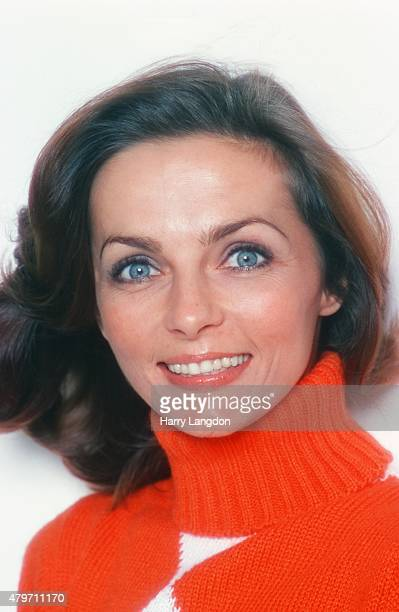Actress Dolly Reed poses for a portrait in 1977 in Los Angeles California