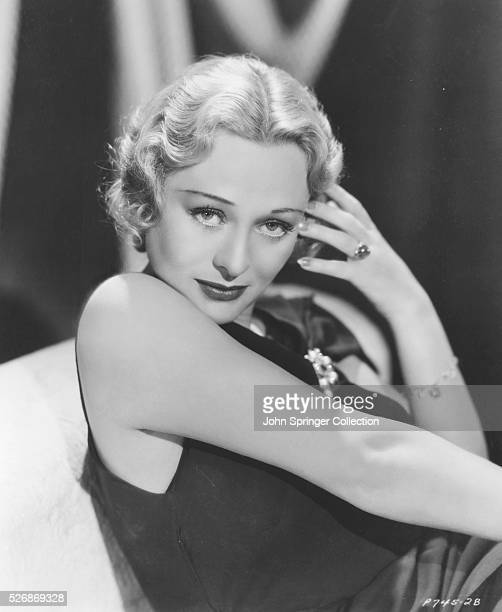 Actress Dolores Costello Barrymore