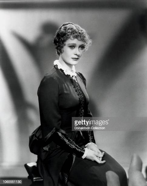Actress Dolores Costello in a scene from the movie Old San Francisco