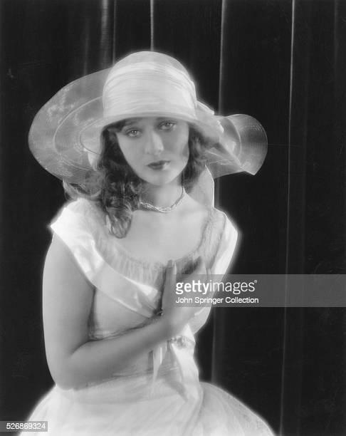 Actress Dolores Costello