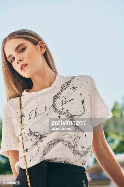 Actress Dolores Doll, is photographed for Self Assignment on May 16, 2017 in Cannes, France.