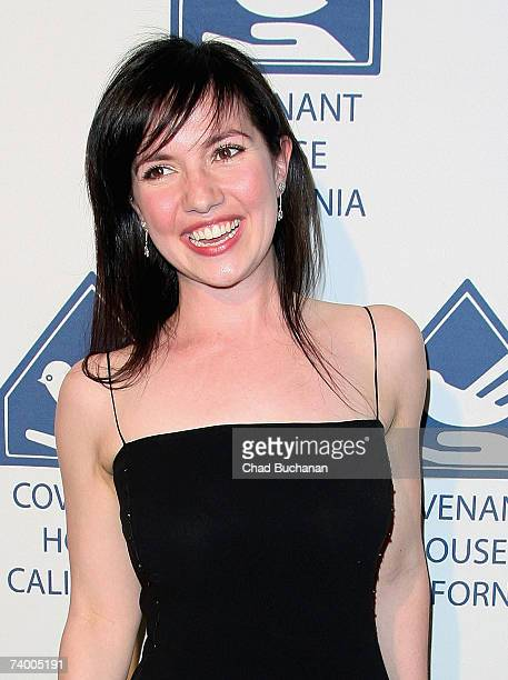 Actress Domenica CameronScorsese attends the Covenant With Youth Awards Gala at the Beverly Hilton Hotel on April 26 2007 in Beverly Hills California