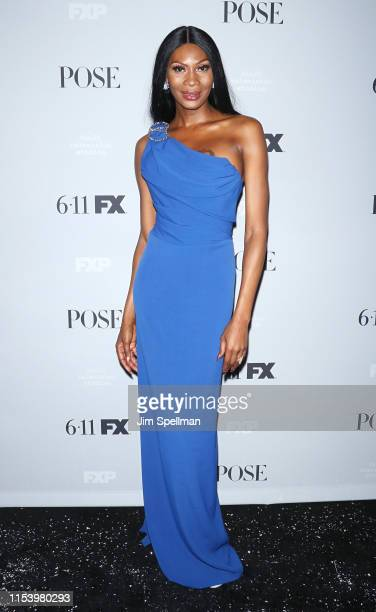 Actress Dominique Jackson attends the FX Network's Pose Season 2 Premiere on June 05 2019 in New York City