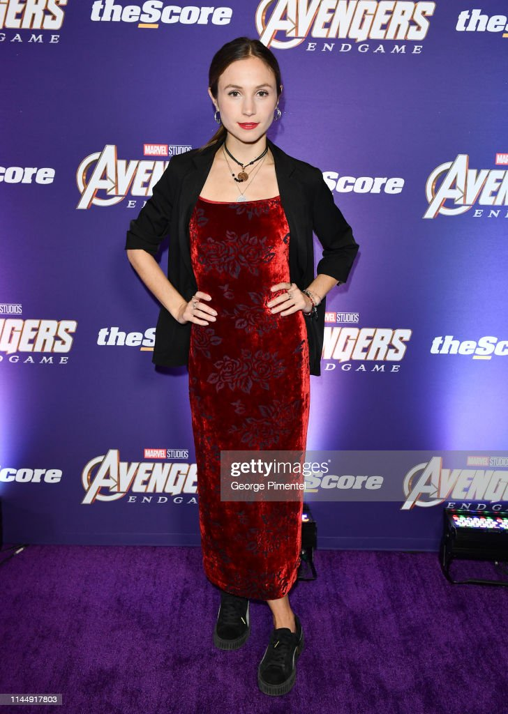CAN: 'Avengers: Endgame' Canadian Premiere