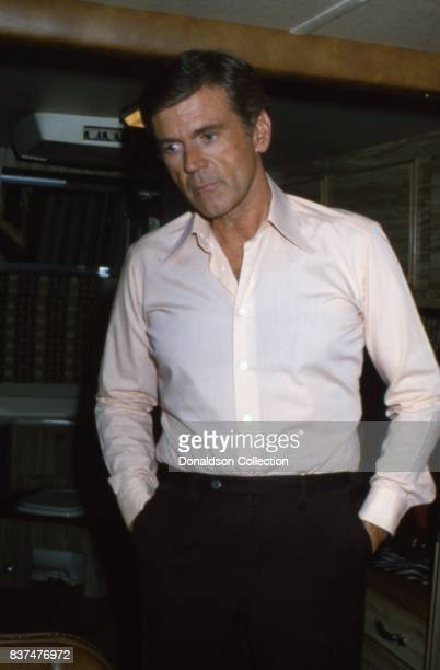 Actress Don Murray attends an event in circa 1980 in Los Angeles California