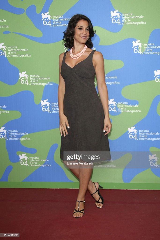 64th Venice Film Festival : Il Dolce E L'Amaro - Photocall : News Photo