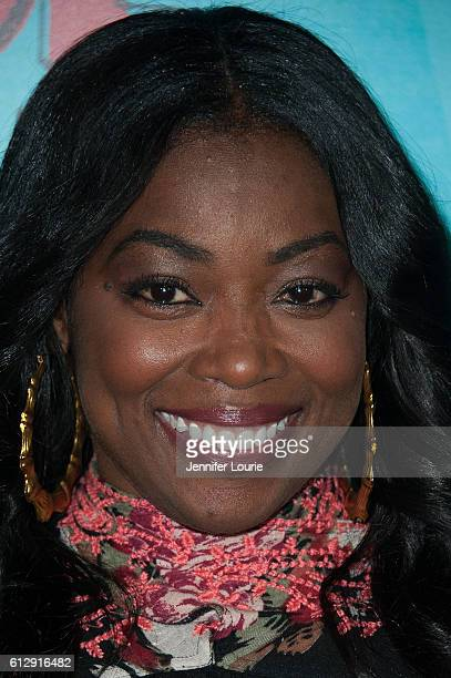 Actress Donielle Artese arrives at the Premiere of CBS Films' Middle School The Worst Years Of My Life at the TCL Chinese 6 Theatres on October 5...