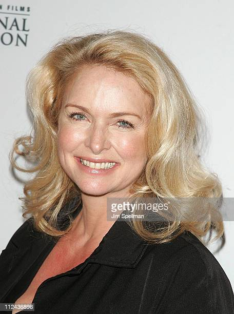 """Actress Donna Dixon arrives at """"Grand Canyon Adventure: River at Risk 3D"""" premiere at AMC Lincoln Square on March 12, 2008 in New York City."""