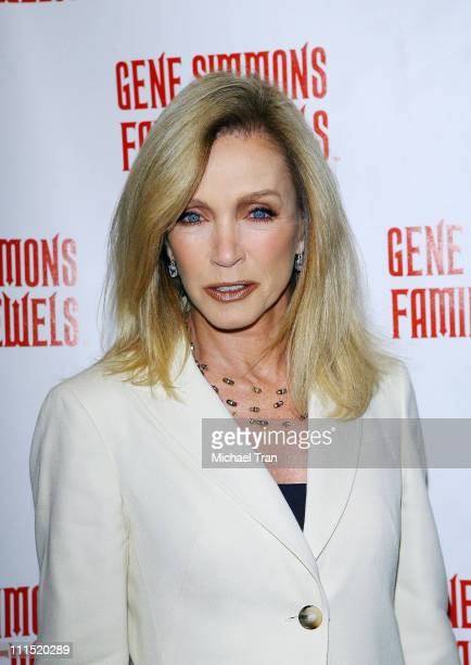 Actress Donna Mills arrives at the Gene Simmons Roast held at the Key Club on November 27 2007 in West Hollywood California