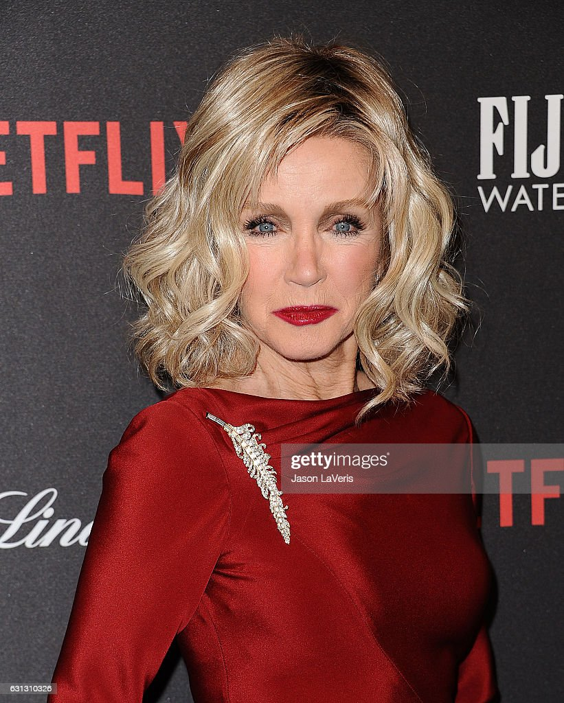 Actress Donna Mills attends the 2017 Weinstein Company and Netflix Golden Globes after party on January 8, 2017 in Los Angeles, California.