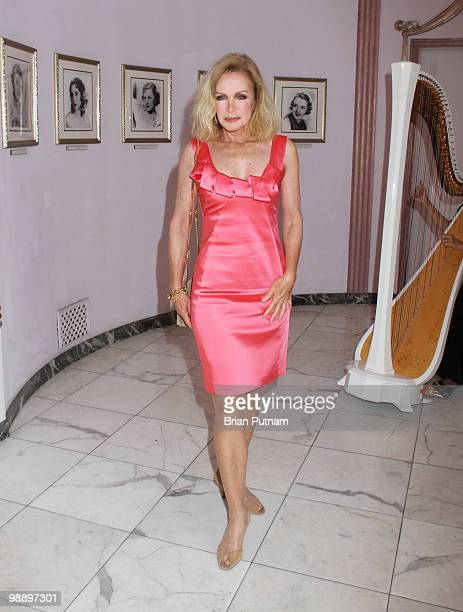 Actress Donna Mills attends 'The Hollywood Museum' PreMothers' Day Reception for Graffiti Gown at The Hollywood History Museum on May 6 2010 in Los...