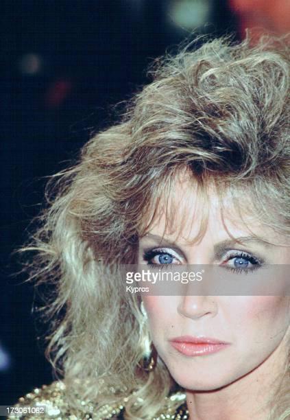 Actress Donna Mills circa 1990