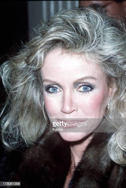 Actress Donna Mills circa 1994