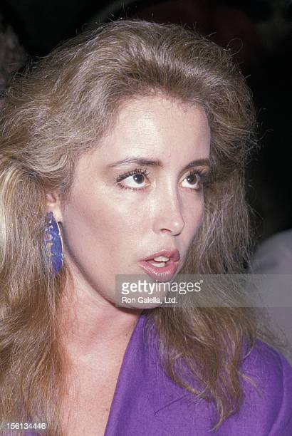 Actress Donna Rice sighted on June 22 1988 at Maxim's in New York City
