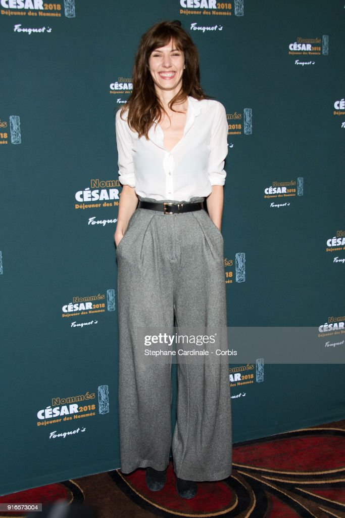 Cesar 2018 - Nominee Luncheon At Le Fouquet's In Paris
